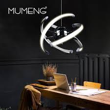mumeng <b>LED Ball Pendant</b> Light 23W <b>Modern</b> Acrylic kitchen Lamp ...