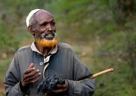 Gabrah <b>old man</b> with <b>red beard</b> - Ethiopia - Pinterest