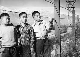 years later when america forced ese americans this day 75 years ago when america forced 120 000 ese americans into concentration camps