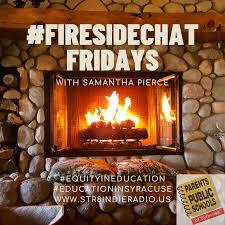#FiresideChatFridays
