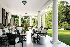 in this image of a connecticut home featured in architectural digest miles red creates a architectural digest furniture