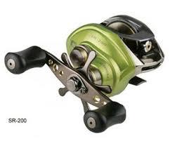 Bait casting Okuma - renault sr-<b>200</b> drop round lure <b>wheel fishing</b> ...