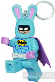 Брелок-<b>фонарик LEGO Batman Movie</b> Бэтмен - пасхальный ...