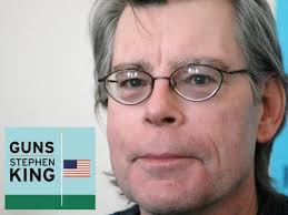 stephen king risks wrath of nra by releasing pro gun control essay   millions with tales of dread but his latest volume will read like a horror only to the national rifle association and other gun rights advocates