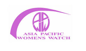 <b>Asia Pacific Womens</b> Watch – a regional network of voluntary ...