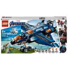 LEGO <b>Marvel Super</b> Heroes: Awesome deals only at Smyths Toys UK