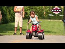 <b>Falk Квадроцикл педальный</b> 84 см - Акушерство.Ru