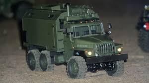 WPL B36 Ural 1/16 2.4G 6WD Обзор. <b>Военный грузовик</b>. RTR ...