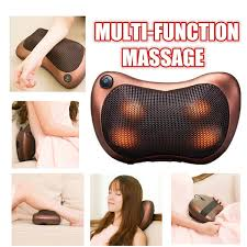 The New Automatic <b>Massage Pillow</b> Deep Friction <b>Relaxation</b> ...