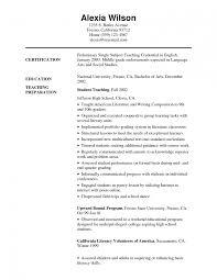 teacher resume examples for elementary school sample resume resume template cv sample english teacher english teacher resume sample resume for english teaching job in