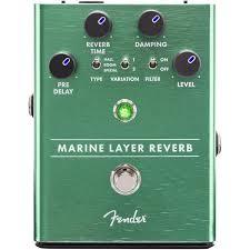 <b>Педаль Fender</b> Marine Layer Reverb, <b>Фендер</b> в Москве — Купить в ...