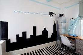 modern apartment little boy bedroom bedroom furniture sticker style