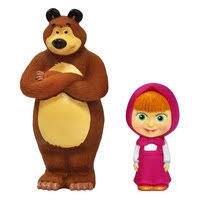 <b>Фигурки Маша и Медведь</b> - купить товары бренда Маша и ...