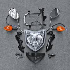 Motorcycle Front Tire Fender Fairing Part Fit For Yamaha FZ6N ...