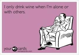 Pics For > Wine Drinking Memes | Wine! | Pinterest | Drinking ... via Relatably.com