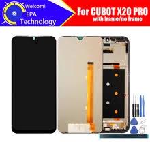 <b>cubot x20 pro</b> display