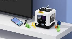 <b>FULCRUM MINIBOT 1.0</b> 3D printer available at $129.99 ...