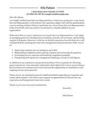 Leading Hotel  amp  Hospitality Cover Letter Examples  amp  Resources     My Perfect Cover Letter