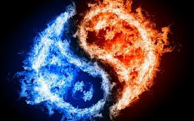 a clash of kings what s up the title yin yang type of situation fire and ice