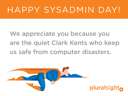 Happy Sysadmin Day! - Spiceworks