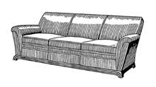 davenport sofa from wikipedia chesterfield furniture history