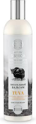 Natura Siberica Tuva <b>Питательный бальзам для</b> волос на молоке ...