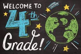 Image result for welcome to fourth grade