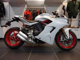 <b>2018</b> Ducati SuperSport <b>S</b> White Silk   Moto Union