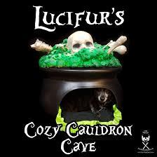 Howl-o-<b>ween</b> Cozy Cauldron <b>DIY</b> ⋆ Welcome to the Necro ...