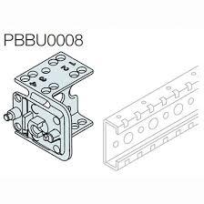 Новый <b>универсальный кронштейн для</b> крепления траверс | ABB