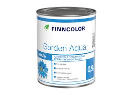 Купить <b>Эмаль акриловая Finncolor Garden</b> Aqua база А в ...