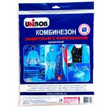<b>Комбинезон защитный</b> UNIBOB 42716 | Стройпарк