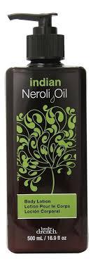 <b>Индийский лосьон для</b> тела с маслом нероли Indian Neroli Oil ...