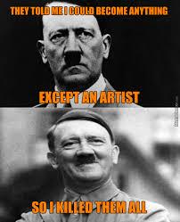 Oh Hitler, You Is So Smart by jazzchameleon - Meme Center via Relatably.com