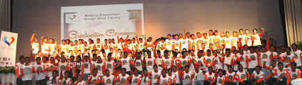 malampaya foundation inc the bridging for employment through skills training best scholars were composed of finishers in scaffolding piping insulation pipefitting and electrical
