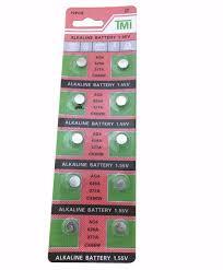 atteries Button Cell Batteries <b>Wholesale 10PCS lot</b> =<b>1cards AG4</b>