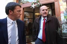 Scontro Renzi-Bersani su governo, PD nel caos