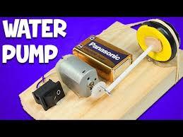 How to Make a <b>Mini Air Pump</b> for Home Aquarium - YouTube