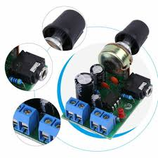 Electrical Equipment & Supplies <b>LM386</b> Super <b>Mini</b> Amplifier Board ...