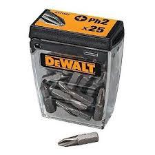 <b>Набор бит</b> PH2x25 мм, 25 шт. <b>DEWALT</b> (<b>DT71522</b>-QZ) – купить ...