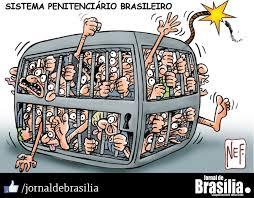 Resultado de imagem para sistema prisional brasileiro