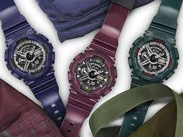 Наручные <b>часы Casio</b> G-SHOCK <b>GMA</b>-<b>S110MC</b>-<b>2A</b> — купить в ...