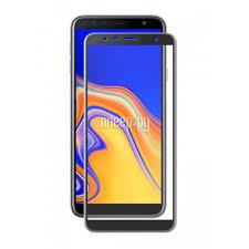 Защитное стекло <b>Krutoff</b> Full Screen для <b>Samsung Galaxy</b> J4 Plus ...
