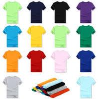 Tee Shirts Blank NZ