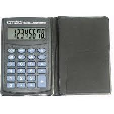 """<b>Калькулятор Citizen</b> LC-210 N (8 разрядов, <b>карманный</b>, 65х100) """"L"""""""