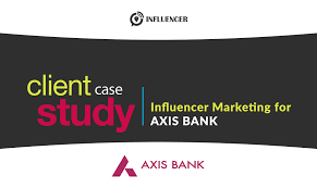 Influencer marketing is one of the trending methods in the field of digital marketing  For innovative advancements and events like Axis Thought Factory