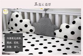 Комплект из 3 <b>предметов</b>, Детские бамперы для кроватки в ...