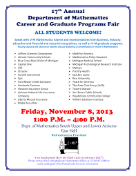 do i bring a cover letter to job fair cover letter for job fair attend the math career fair this friday 11 8 13 career center