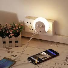 <b>Hot Sale</b> Night Light Dusk to Dawn Sensor Plug-In <b>LED Night Light</b> ...