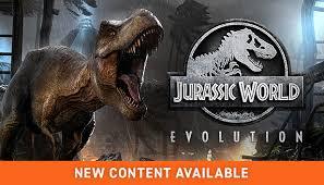 Save 80% on <b>Jurassic World</b> Evolution on Steam